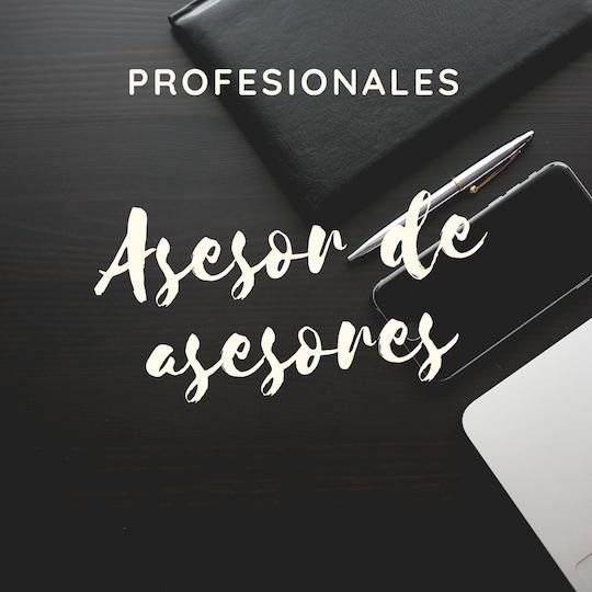 Asesoriamiento proactivo a profesionales