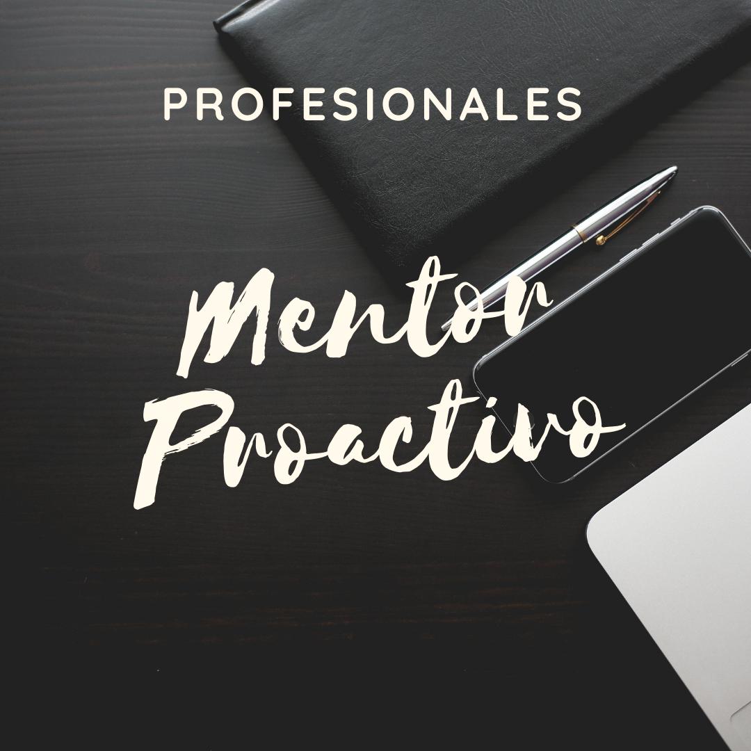 Programa de Mentor Proactivo